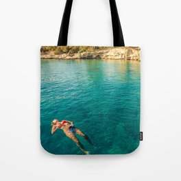 floater Tote Bag