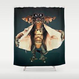 gremlin Shower Curtain