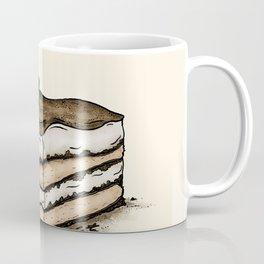T is for Tiramisu Coffee Mug