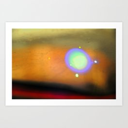 PlanetX Art Print