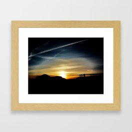 Shared Framed Art Print
