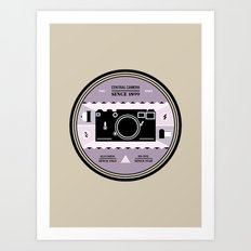 Chicago Print - Camera Shops Art Print