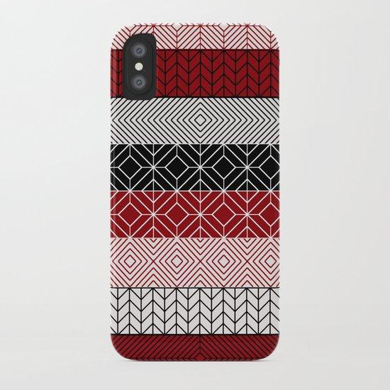 Tribal I iPhone Case