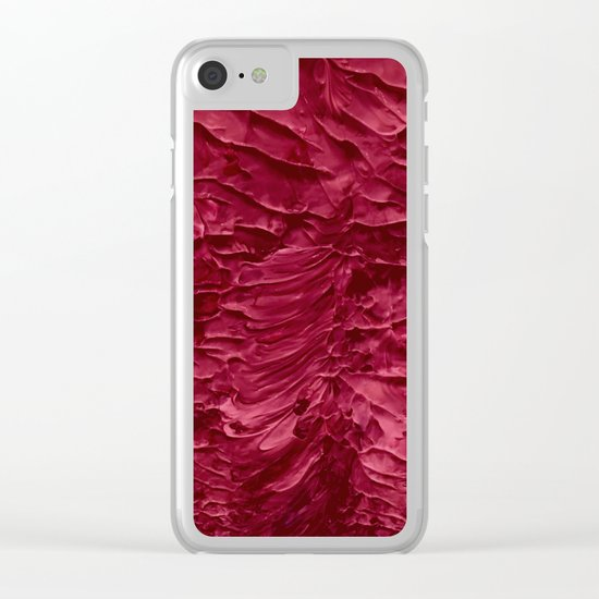 RD Clear iPhone Case