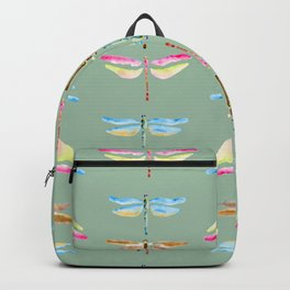 dragonflies are magic Backpack