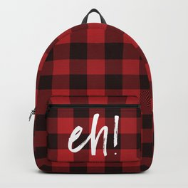 Canadian Eh! Backpack