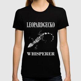 Creative Leopardgecko T-Shirt For Men An T-shirt