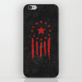 Couriers' Mark iPhone Skin