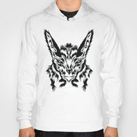 bunny Hoodies featuring Bunny by Vasco Vicente