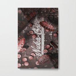 Nuka-Cola Metal Print