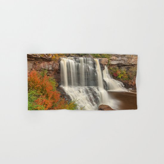 Blackwater Autumn Falls Hand & Bath Towel