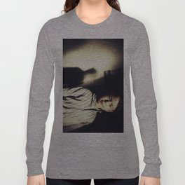 Sleepwalking Boy Long Sleeve T-shirt