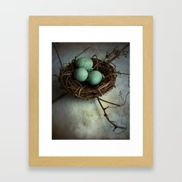 A Place to Call Home Framed Art Print