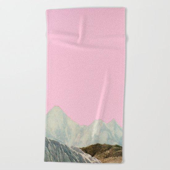 Silent Hills Beach Towel