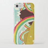 yetiland iPhone & iPod Cases featuring Happy happy joy joy! by Yetiland