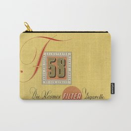 Die Kosmos - Vintage Cigarette Carry-All Pouch