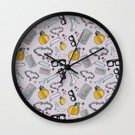 Geekerella Wall Clock