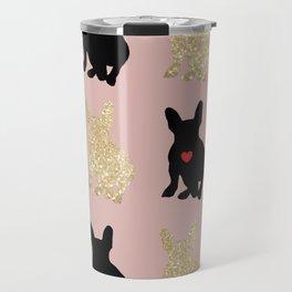 Dazzling French Bulldogs Travel Mug