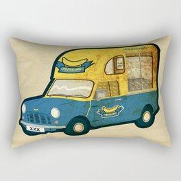 PEPISANG Banana Mobil Rectangular Pillow