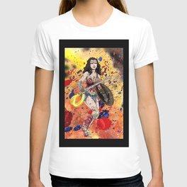 Color Splash WW T-shirt