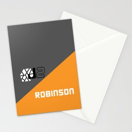 J2 Robinson Crew Stationery Cards