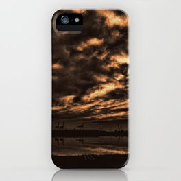 The Docks iPhone Case