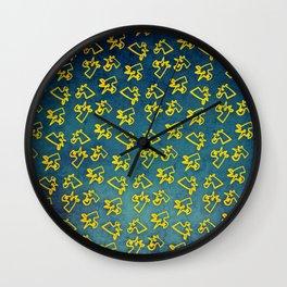 Unacorni and Cheese Wall Clock