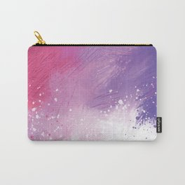 Paint Brushing Carry-All Pouch