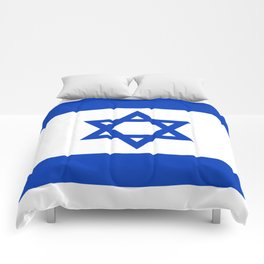 Flag of Israel Comforters
