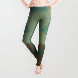 Green Pirate Leggings