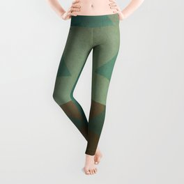 Green Pirate Leggings