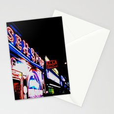 Sex Shop Stationery Cards