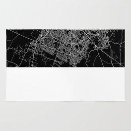 Lexington map Kentucky Rug