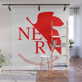 Anime Art - NERV Wall Mural