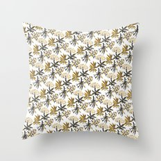 Herbal Apothecary Throw Pillow