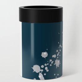 Ink Splats Can Cooler