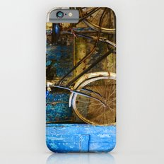 Blue Bicycle Slim Case iPhone 6s