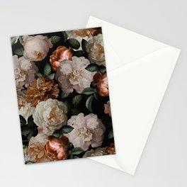 Golden Jan Davidsz. de Heem Roses Stationery Cards