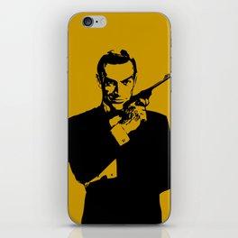 James Bond 007 iPhone Skin