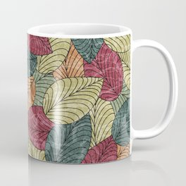 Let the Leaves Fall #04 Coffee Mug