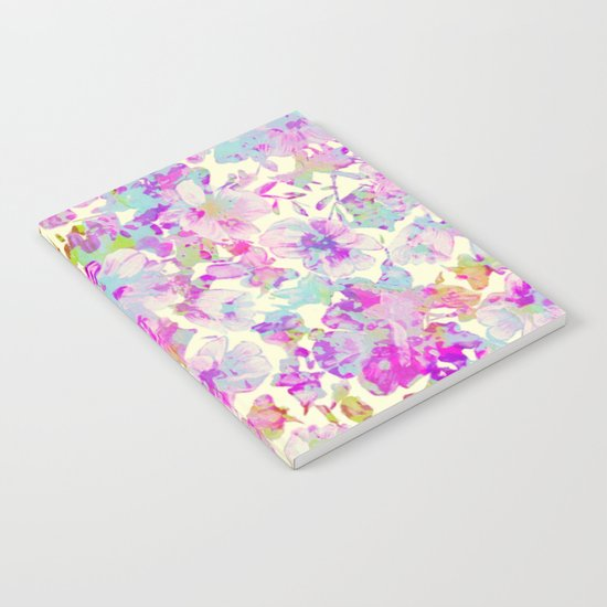 pretty flowers Notebook