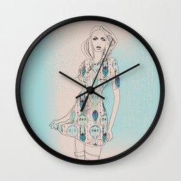Tvge Wall Clock