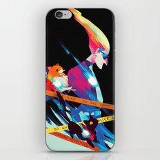 Phantom Detective iPhone & iPod Skin