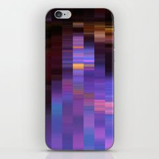 Pixelated  iPhone & iPod Skin