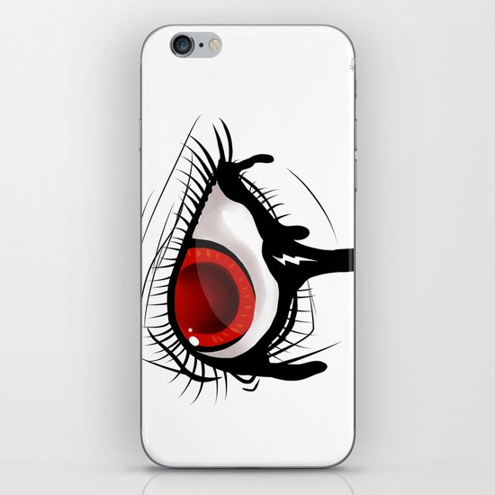 """""""Lightning Bolt"""" by Kailyn Boehm iPhone & iPod Skin"""