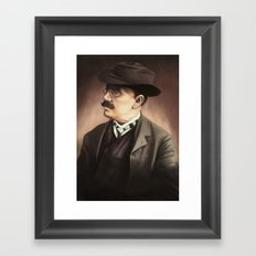 Ion Luca Cariagale Framed Art Print