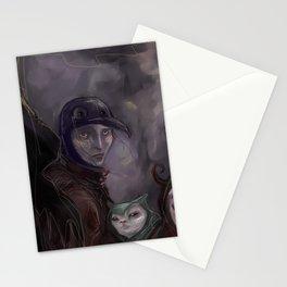 Raincoats Stationery Cards