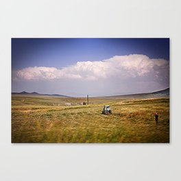 Armenia Canvas Print