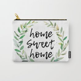 Home Sweet Home Carry-All Pouch