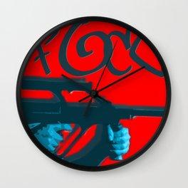 FOCUS INTENT Wall Clock